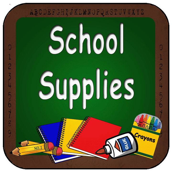 PTO Sponsored School Supplies Drive