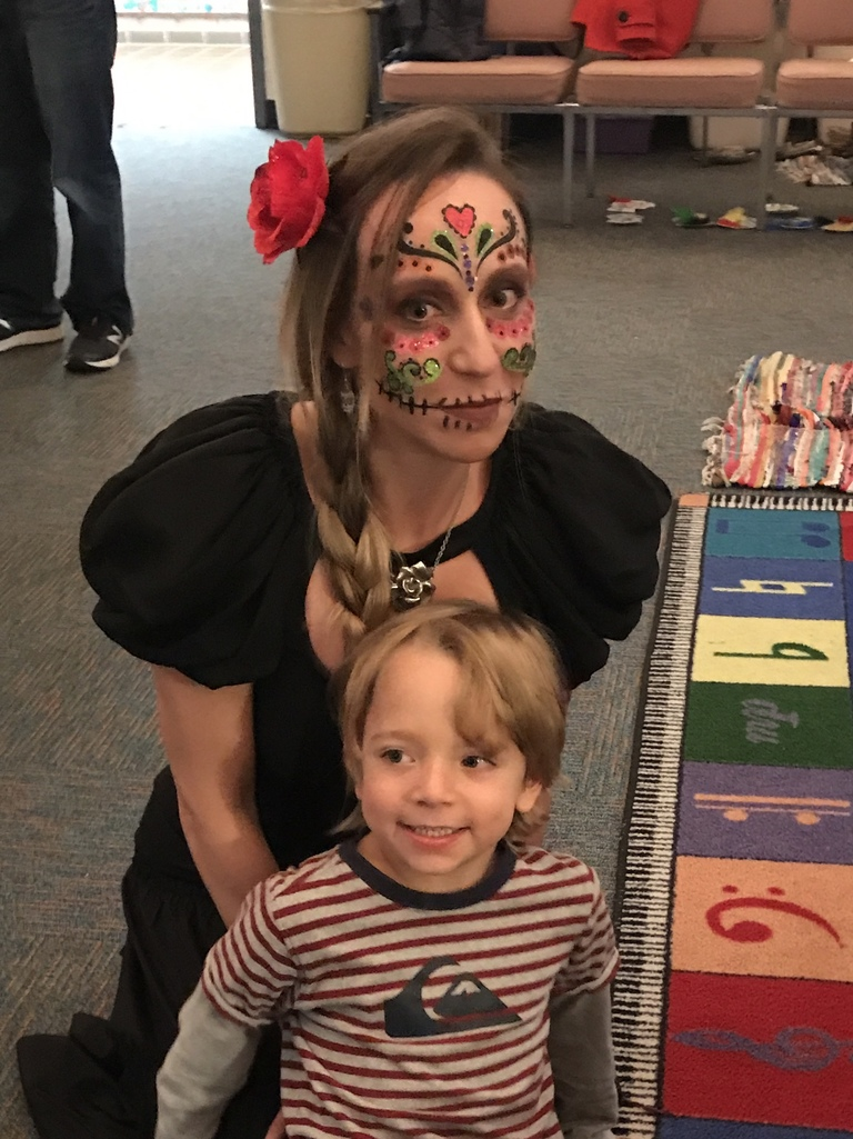 Day of the Dead Classroom Learning