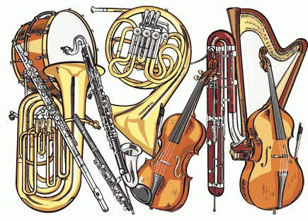 5th Grade Band & Orchestra Informance - Friday, February 1, 2019 - NEW DATE