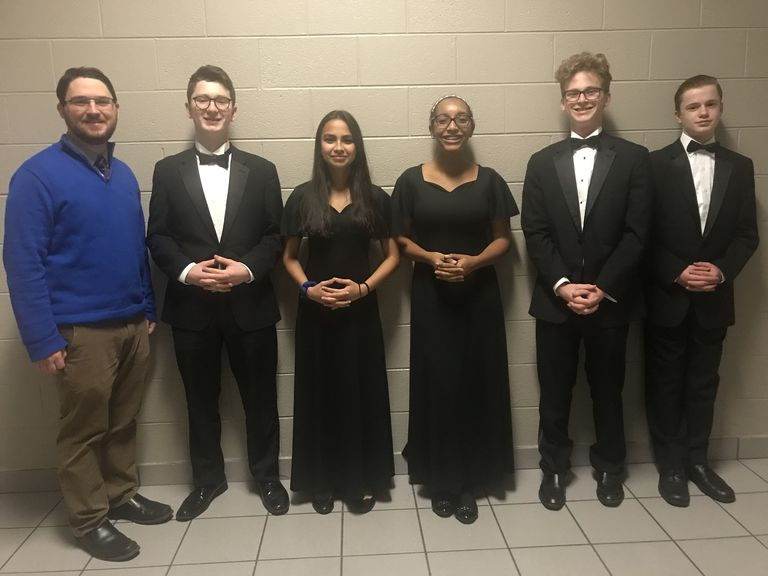 District Four Honors Band