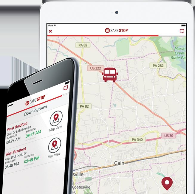 Students Who Utilize BHS Transportation - New GPS App Available Now
