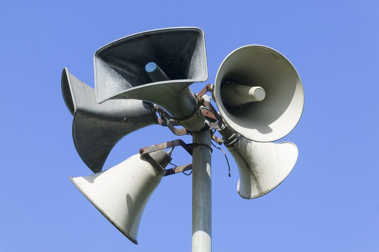Siren Test Scheduled for March 27 at 1 PM