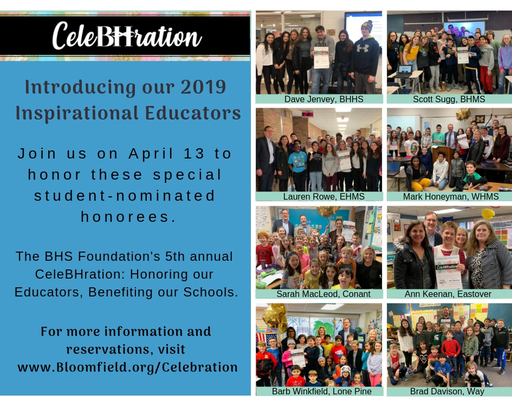 5th Annual BHS Foundation CeleBHration