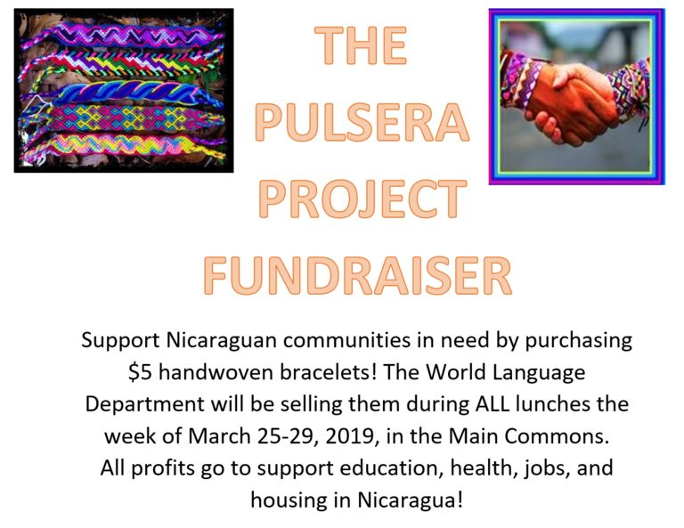 The Pulsera Project Fundraiser