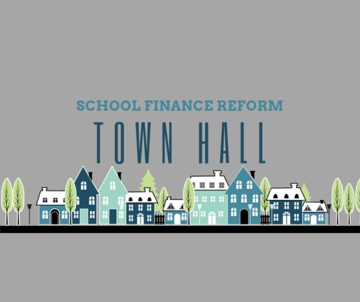 Town Hall on School Finance Reform to be held May 1