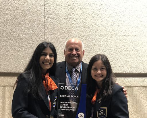 DECA International Results