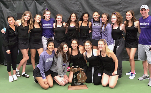 2019 Girls Tennis Earns 2nd Place at States!