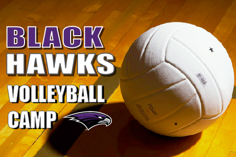 Summer Volleyball Camps (Grades 1-12)