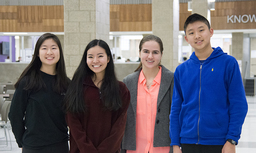 Four Students Earn Perfect ACT Score