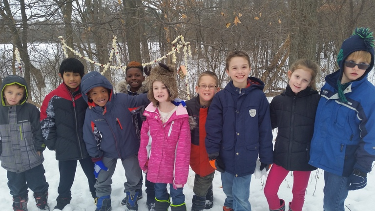Eastover Students Take Care of Animals