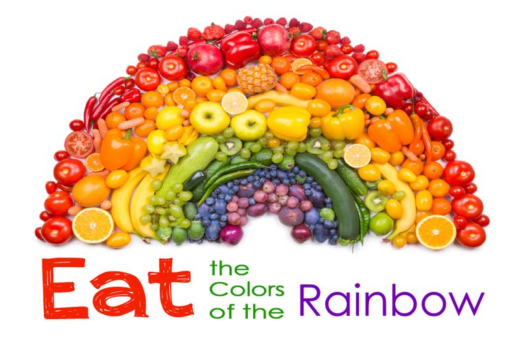 Eat A Rainbow Week