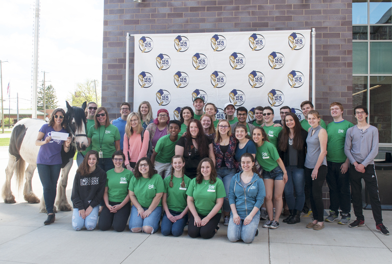 Theatre Students Raise $10,000 for Camp Casey