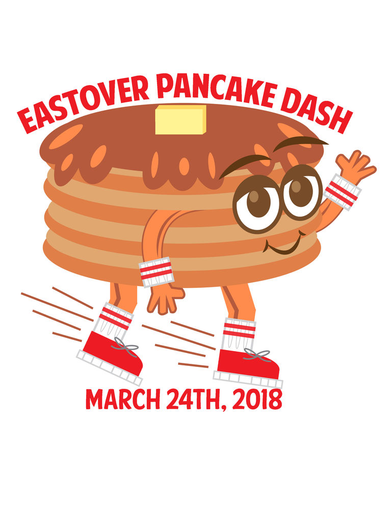 PTO Playground Fund 5K Run/Walk - Pancake Dash