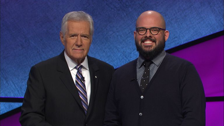 Andover Alum on Jeopardy