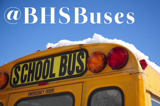 BHS Transportation Twitter!