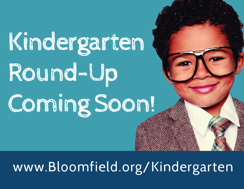 Kindergarten Round-Up Coming Soon!
