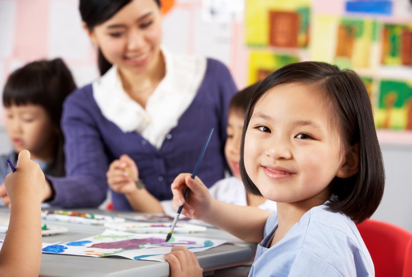 Kindergarten in Michigan | Bloomfield Hills Schools