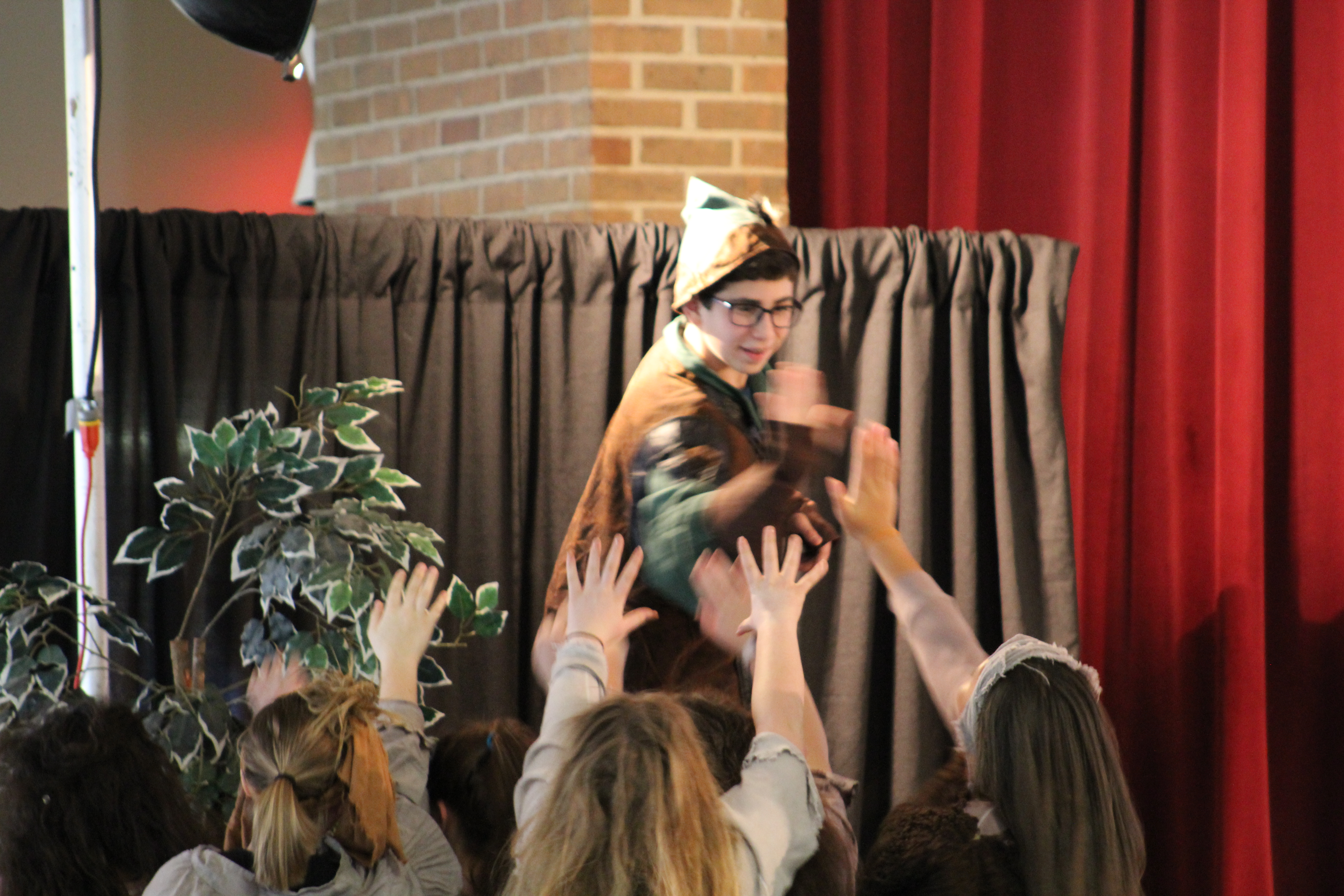 hoods a drama production Through the staging of this production, the english 312 (medieval drama) class developed an academic understanding of the original spirit of five robin hood plays & ballads and translated these in a lively manner into contemporary idiom for a modern audience.